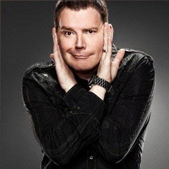 Comedian:  Brad Sherwood