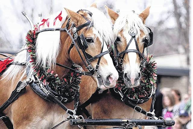 Downtown Greenville Horse Parade Buffet 2021